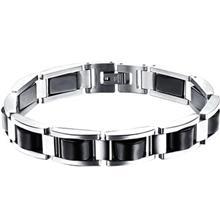 دستبند زنجيري روزيني مدل MB11