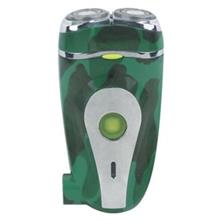 ماشین ریش تراش مانزتک قابل حمل Manztek Portable Mens Shavers Color Green