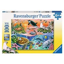 Ravensburger Beautiful Ocean Puzzle 100 Pcs