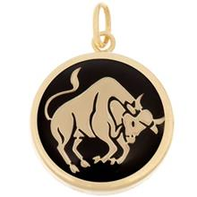 Mahak MM0326 Gold Necklace Pendant