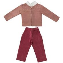 Baby Small 51527B Baby Girl Clothing Set