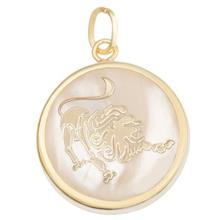 Mahak MM0317 Gold Necklace Pendant
