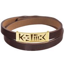 دستبند طلا 18 عيار تاج درسا مدل 147