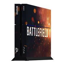 برچسب عمودی پلی استیشن 4 ونسونی طرح Battlefiled Logo