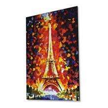تابلوی ونسونی طرح Eiffels Ceremony سایز 30x40
