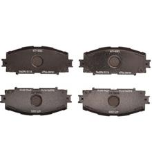 Toyota Genuine Parts 04465-0W141 Front Brake Pad