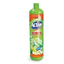 Active Slive Dishwasher Liquid Green 1000ml