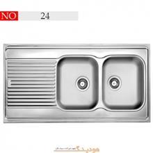 سینک روکار فرامکو مدل 24
