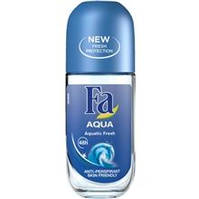 Fa Aqua Anti Perspirant Roll On Deodorant For Men 50ml