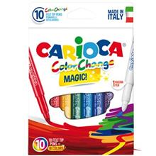 ماژیک رنگ آمیزی 1 + 9 رنگ کاریوکا سری Magic مدل ColorChange