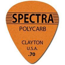 پيک گيتار الکتريک کلايتون مدل 0.70 ميليمتري Spectra بسته دوازده عددي
