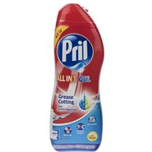 Pril All In 1 Dishwasher Gel 1000ml