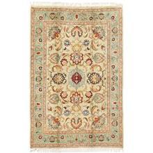 فرش دستبافت شش متري کد 102043