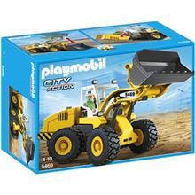 ساختني پلي موبيل مدل Industrial Dump Truck 5469