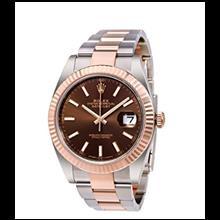 ساعت مچی مردانه رولکس مدل Rolex Datejust Dial Steel Gold Mens Watch 126331CHSO
