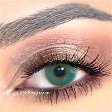 لنز طبی رنگی سولوتیکا marine بدون دور