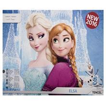 سرویس خواب نرم آسا مدل Elsa - یک نفره 5 تکه