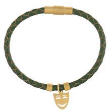 دستبند طلا رزا مدل BW25