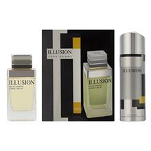 Emper Prive Illusion Eau De Toilette Gift Set for Men 100ml