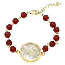 Mahak MB0129 Gold Bracelet