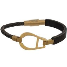 دستبند طلا کیا گالری مدل نعلی