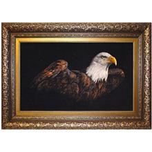 تابلو فرش طرح عقاب کد 12070