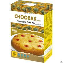 پودر کیک آناناسی چورک توس