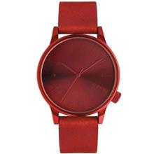 Komono Winston Regal All Red Watch