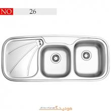 سینک توکار فرامکو مدل 26