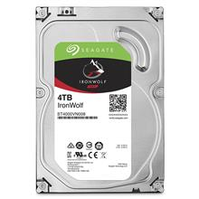 Seagate IronWolf NAS 4TB 5900Rpm 64MB Buffer SATA3 HDD
