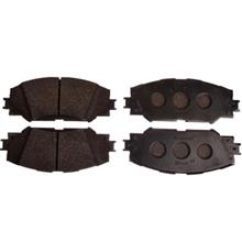 Toyota Genuine Parts 04465-02310 Front Brake Pad