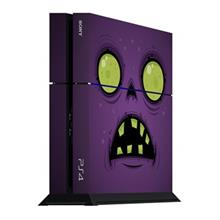 Wensoni Zombie Face PlayStation 4 Vertical Cover