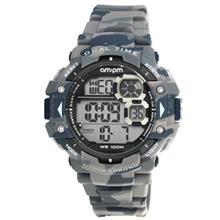 ساعت مچی دیجیتالی مردانه ای ام:پی ام مدل PC162-G393
