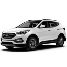 Hyundai Santafe 2017 Automatic Car