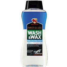 Bullsone Wash And Wax 2 in 1 For Colored Car 530ml
