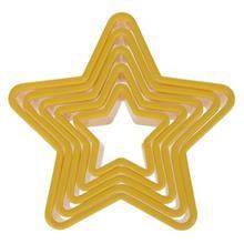 Zeal N206 Cookie Cutters - Pack Of 5