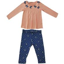 Via Girls 51545B Baby Girl Clothing Set