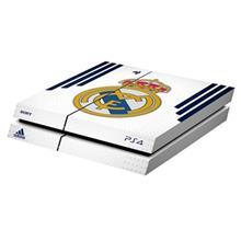 برچسب افقی پلی استیشن 4 ونسونی طرح Real Madrid CF White 2016