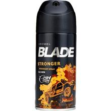 Blade Stronger Eau De Toilette For Men 150ml Spray