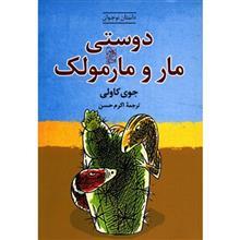 کتاب دوستي مار و مارمولک اثر جوي کاولي