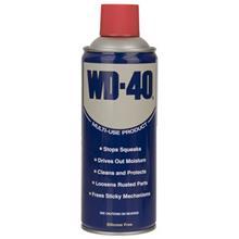اسپري روان کننده WD-40 حجم 330 ميلي ليتر