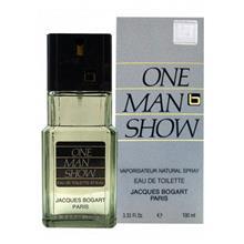 ادو تویلت مردانه ژاک بوگارت مدل One Man Show Gold Edition