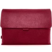 Vorya Vorya Leather Cover MacBook Pro Retina 13 inch (RedCrismon)