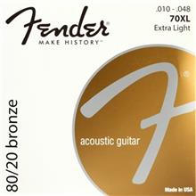 Fender 70XL Acoustic Guitar String
