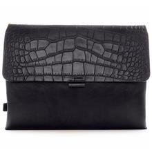 Vorya Vorya Leather Cover MacBook Pro Retina 13 inch (BlackCroco)