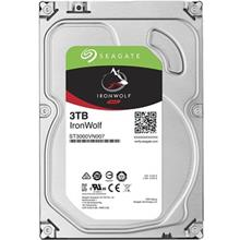 Seagate IronWolf ST3000VN007 Internal Hard Drive - 3TB