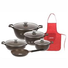 Candid Piyazhe-1 Cookware Set 10 Pieces