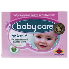 Babycare Calendula and Oil Aloe Vera Children Soap 80gr