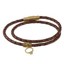 دستبند طلا کیا گالری مدل حلقه