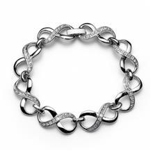 دستبند اليور وبر مدل Infinity 32053